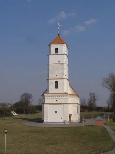 Кальвинистский собор теперь стал православной церковью :(