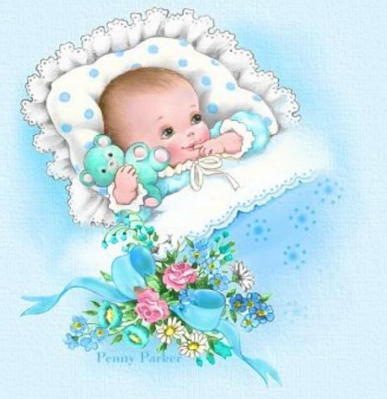 счастья малышу и мамочке!)