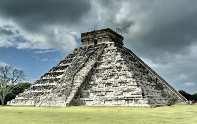 Пирамида Сольнца