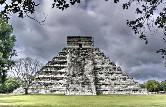 Пирамида Сольнца-другой взгляд