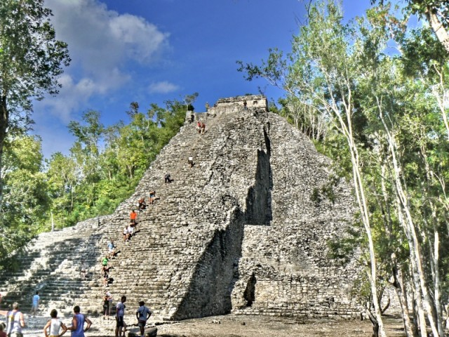 Самая большая пирамида