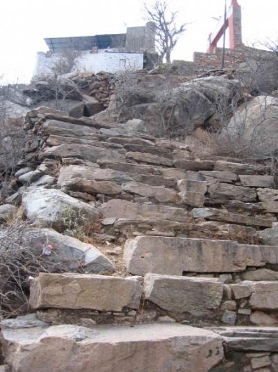 дорога к храму Савитри