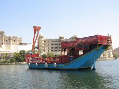 корабль махараджи