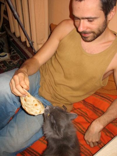 Кот-чапатоглот