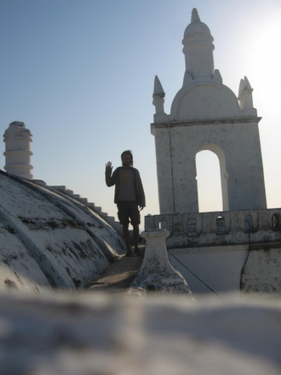 Карлсон который живет на крыше