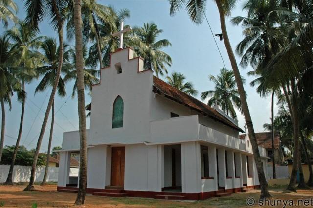 Православная церковь в Керале