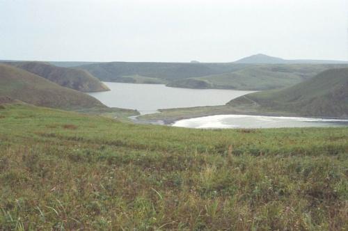 озеро Сопочное