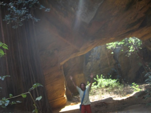 Пещеры наиды