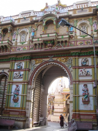 храм Свами Нараяна