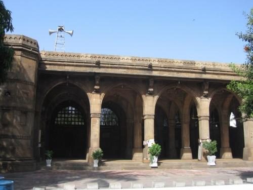 Сиди саядс мечеть