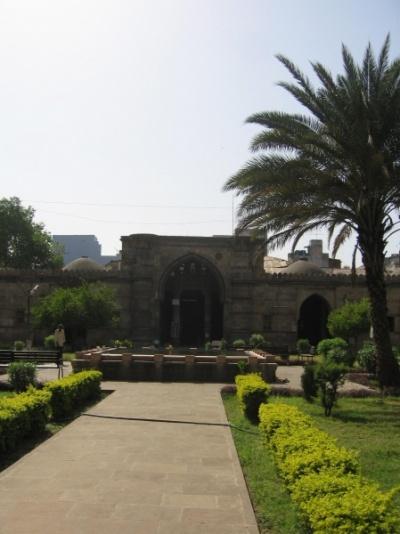 мечеть Шаха Ахмеда