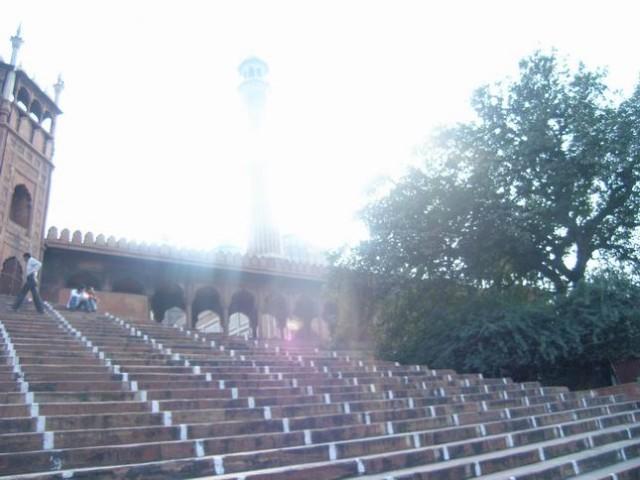 Призрачная башня Джаму-месджид