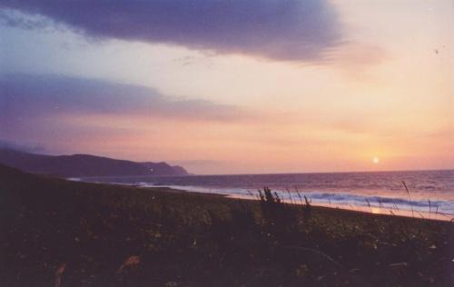 рассвет на океане столь желанный и долгожданный