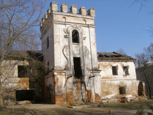 Смиловичский «дворец»