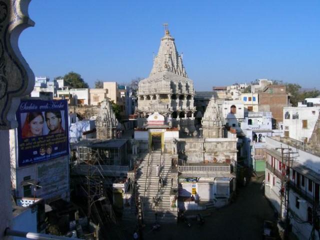 Храм Джагдиш.