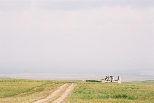 В степях Хакасии