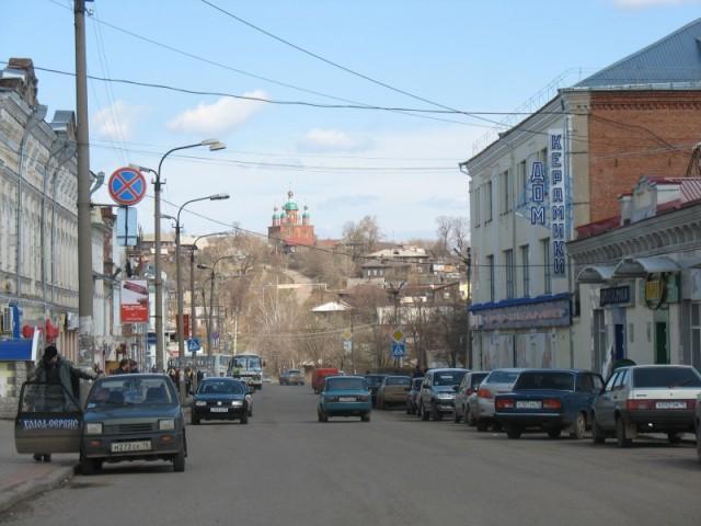 Улица Сарапула