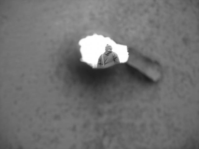 Дырка в железном занавесе