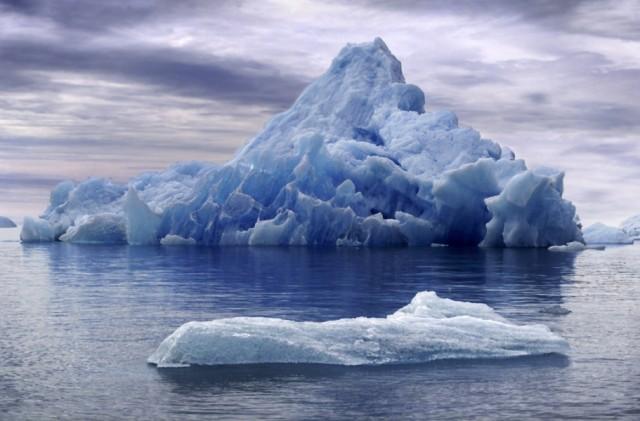 Даже трудно поверить, что в этом ледяном безмолвии таятся миллионы звуков