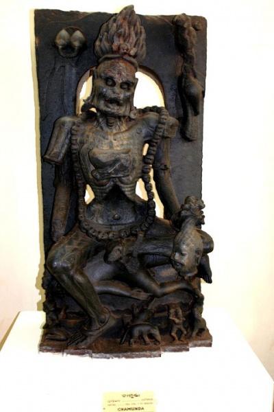 Чумунда - самая страшная богиня
