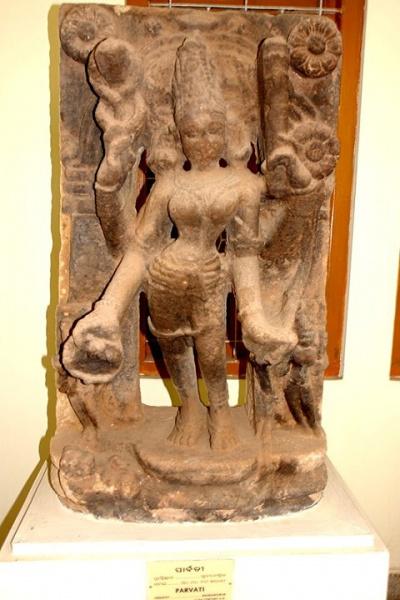 Парвати - та же Чумунда, только в красивом облике