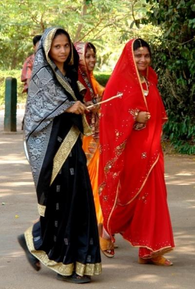 Красавицы (Бхубанешвар)