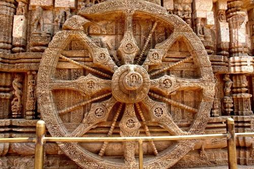 Знаменитые колеса