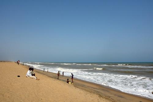 Точнее, Бенгальский залив