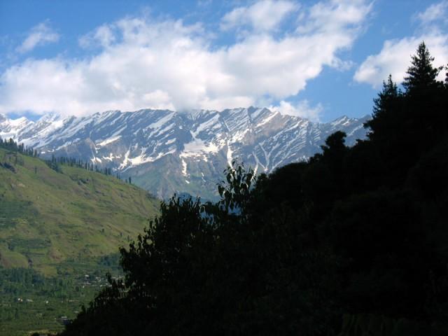 Гималаи, долина Куллу