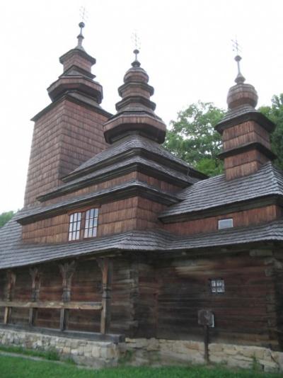 Моя любимая церковь в Пирогово