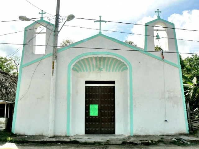 Другая церковь-деревня Солферино.