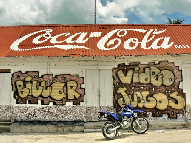 Кока кола везде и навсегда...