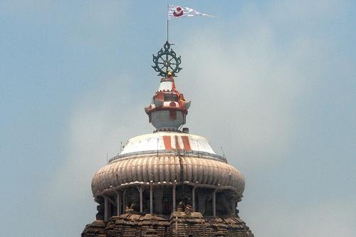 Башня храма