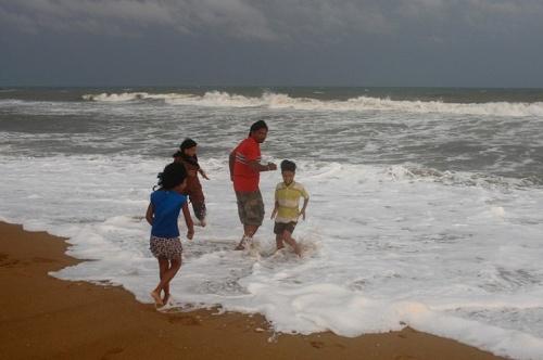 Игры с океаном