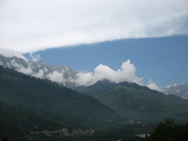 Фрон облаков