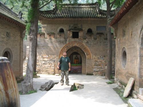 Древний храм Богини-Матери в горах