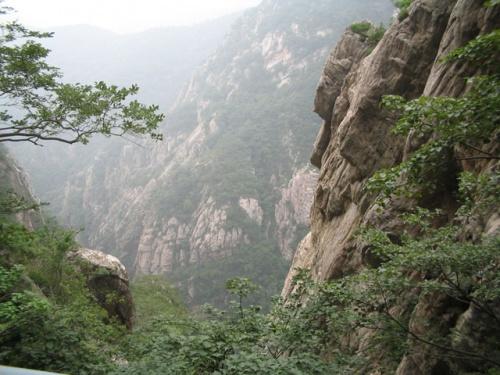 Горы Сун-Шань