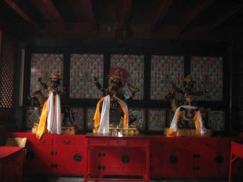 ТИбетские Боги в сердце Пекина