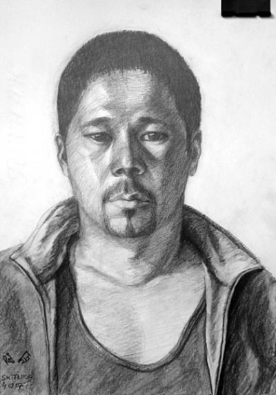 Портрет Раджа