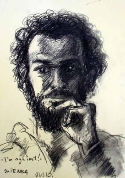 Портрет Хулио