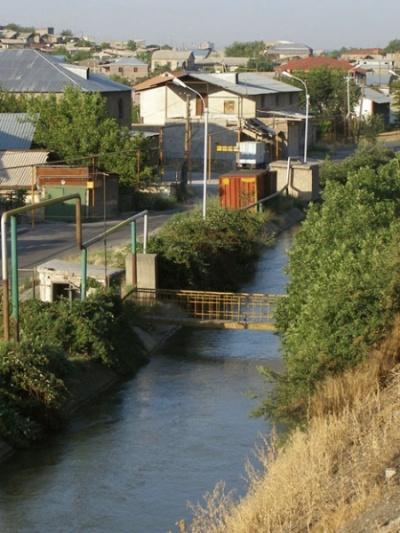 Река Раздан