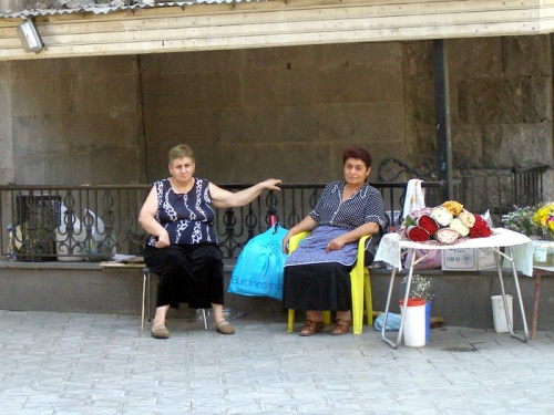 Сиеста по-армянски