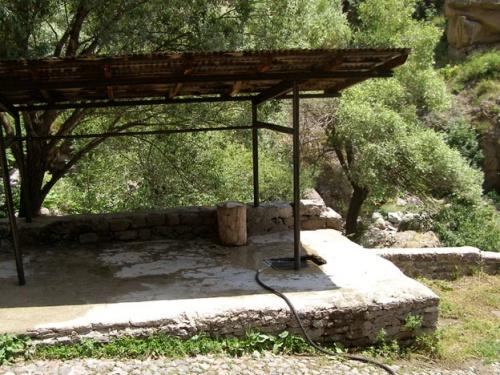 Место для жертвоприношений