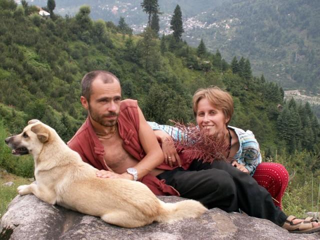 Семейные фото в Гималаях