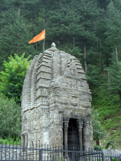 Храм Гоуришанкар. Дашала