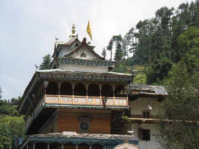 Храм Шринга Риши