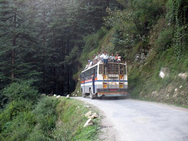 Поющий автобус
