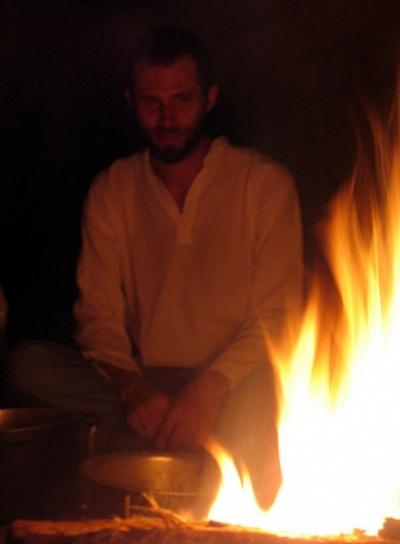 разговор с огнем