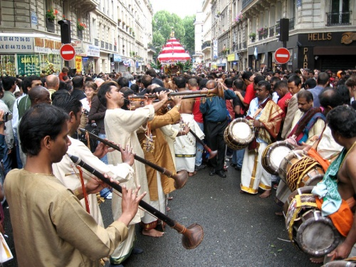 трубачи и барабанщики