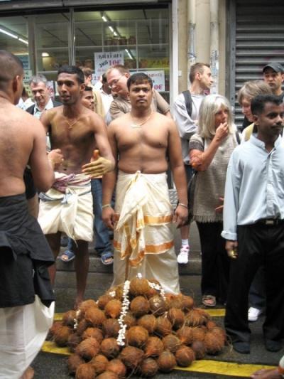 хлопцы с кокосовой горой